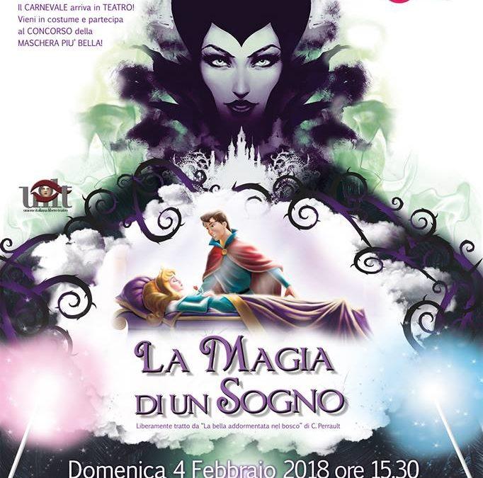 """Torniamo a Masone con """"La Magia di un Sogno""""!!!"""