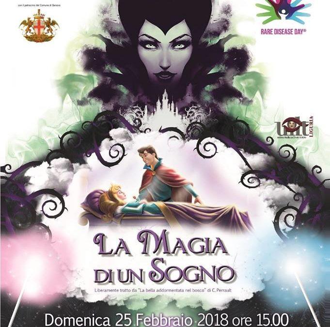 Ultima replica al Teatro Modena de La Magia di un Sogno