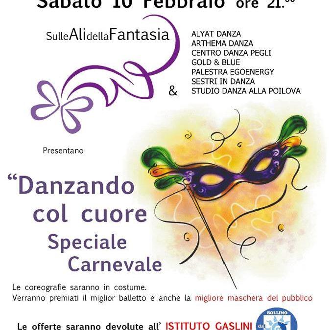 Danzando col Cuore – Speciale Carnevale