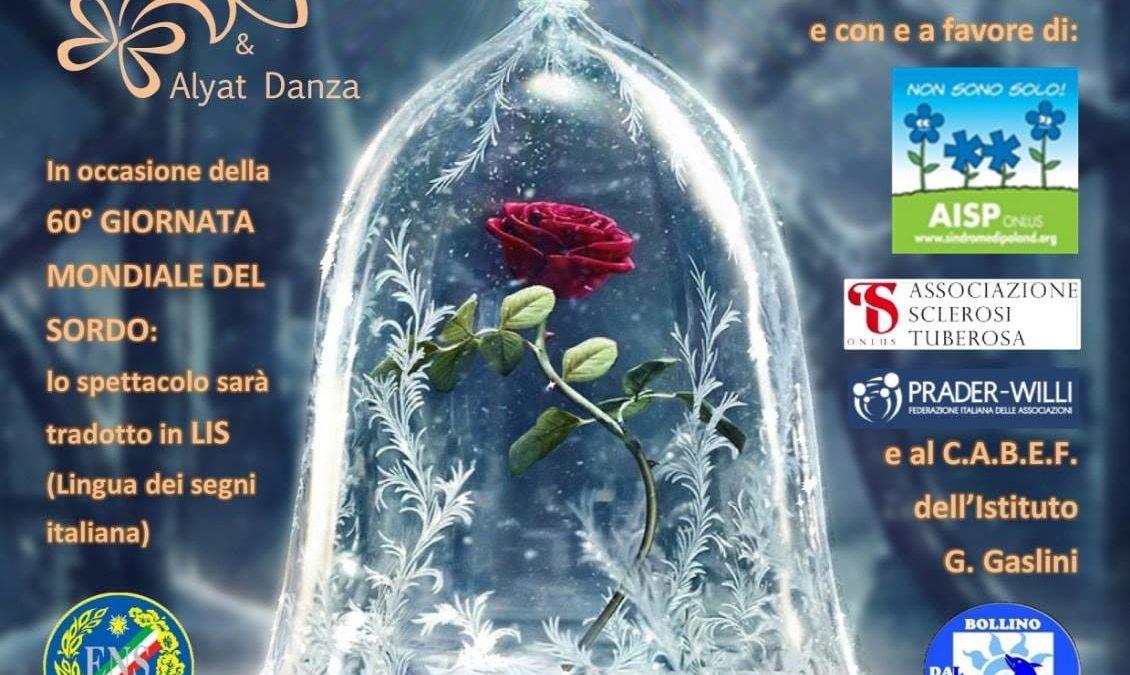 """""""L'Incantesimo della Rosa"""" al Teatro della Corte!!!"""