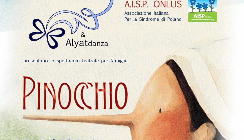 Pinocchio con AISP al Teatro Modena