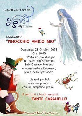 Concorso Pinocchio Amico Mio