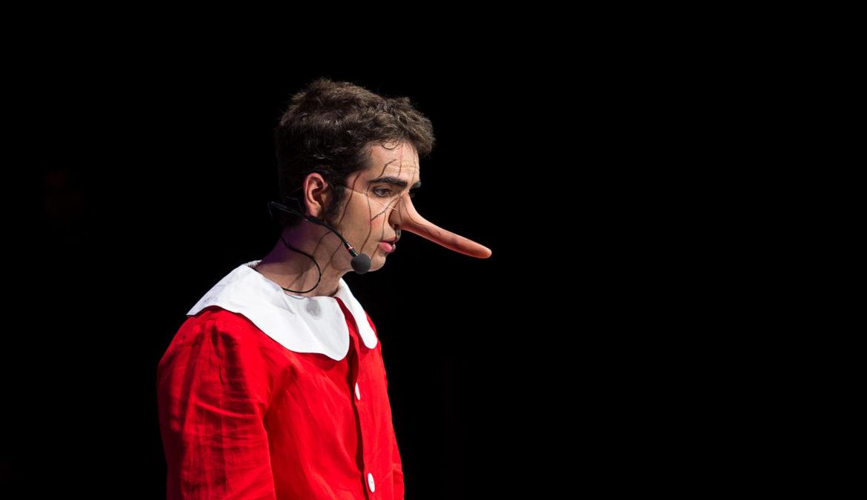 L'ultimo saluto di Pinocchio